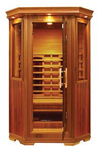 sauna 2 person